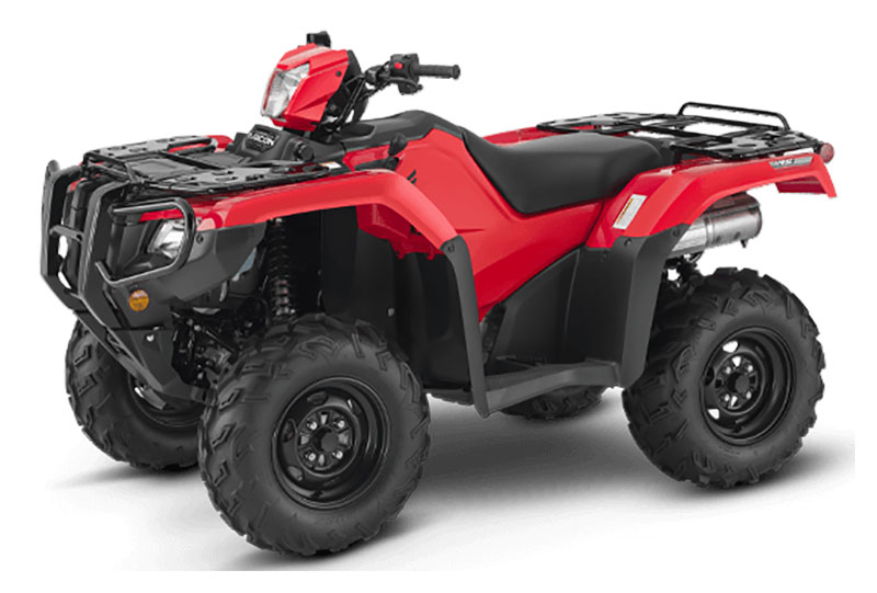 2021 Honda FourTrax Foreman Rubicon 4x4 Automatic DCT in Huntington Beach, California - Photo 1