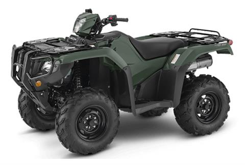 2021 Honda FourTrax Foreman Rubicon 4x4 Automatic DCT EPS in Hollister, California