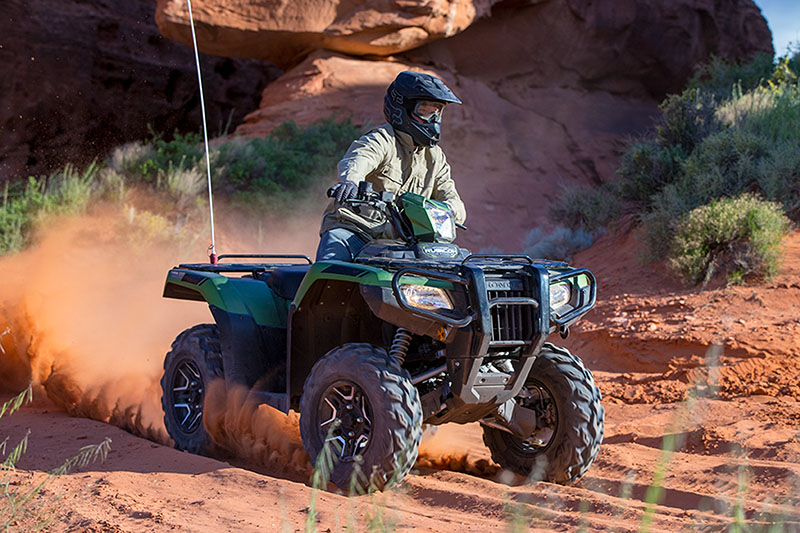2021 Honda FourTrax Foreman Rubicon 4x4 Automatic DCT EPS in Fort Pierce, Florida - Photo 6