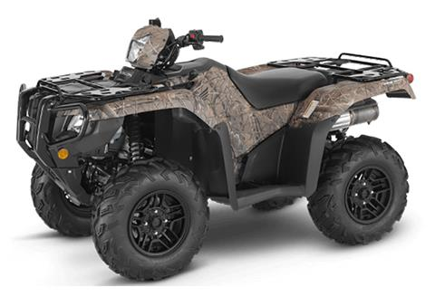 2021 Honda FourTrax Foreman Rubicon 4x4 Automatic DCT EPS Deluxe in Hollister, California