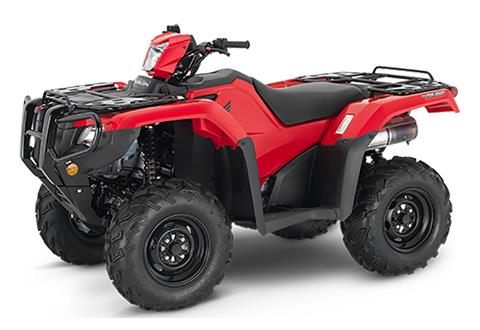 2021 Honda FourTrax Foreman Rubicon 4x4 EPS in Belle Plaine, Minnesota