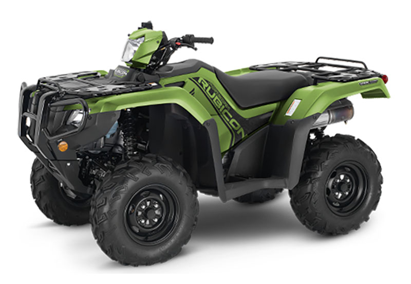 2021 Honda FourTrax Foreman Rubicon 4x4 EPS in San Jose, California - Photo 1