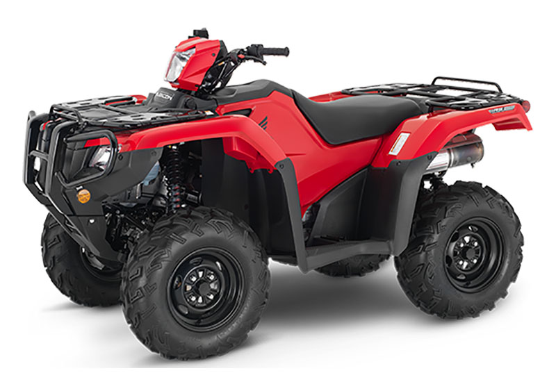 2021 Honda FourTrax Foreman Rubicon 4x4 EPS in New Strawn, Kansas - Photo 1