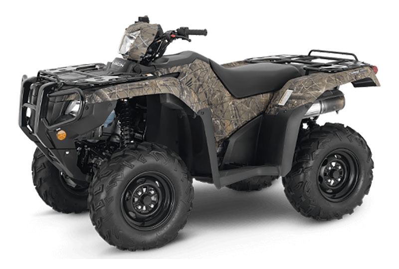 2021 Honda FourTrax Foreman Rubicon 4x4 EPS in Grass Valley, California - Photo 1