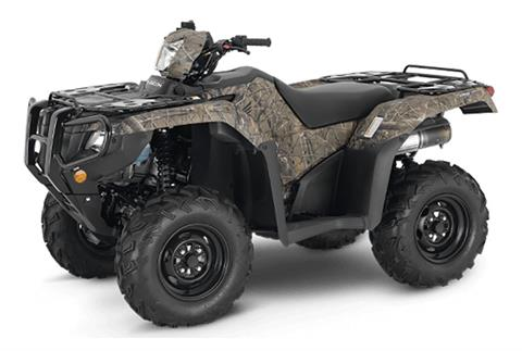 2021 Honda FourTrax Foreman Rubicon 4x4 EPS in Albany, Oregon