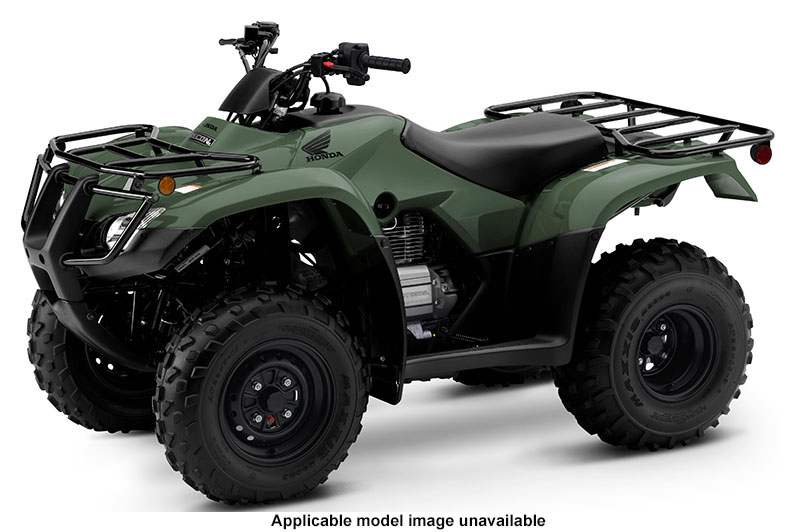 2020 Honda FourTrax Rancher 4x4 in Davenport, Iowa