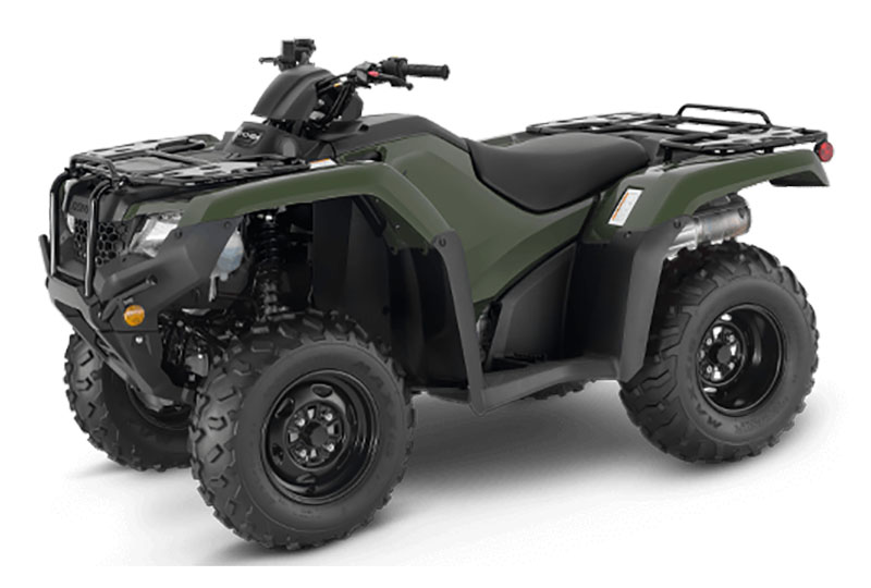 2021 Honda FourTrax Rancher in Augusta, Maine - Photo 1