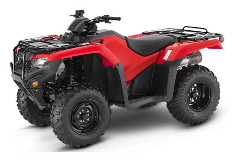 2021 Honda FourTrax Rancher in Moline, Illinois - Photo 1