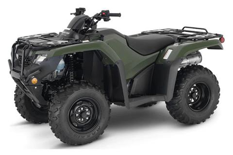 2021 Honda FourTrax Rancher 4x4 in North Reading, Massachusetts