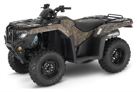 2021 Honda FourTrax Rancher 4x4 in Lewiston, Maine