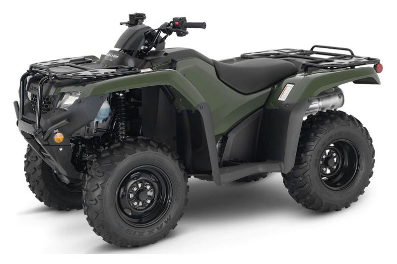 2021 Honda FourTrax Rancher 4x4 in Shawnee, Kansas - Photo 1