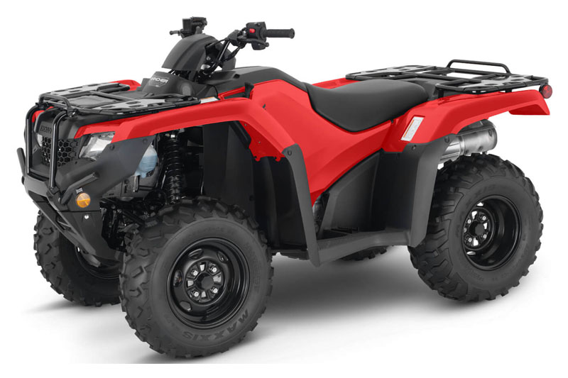 2021 Honda FourTrax Rancher 4x4 in Hendersonville, North Carolina - Photo 1
