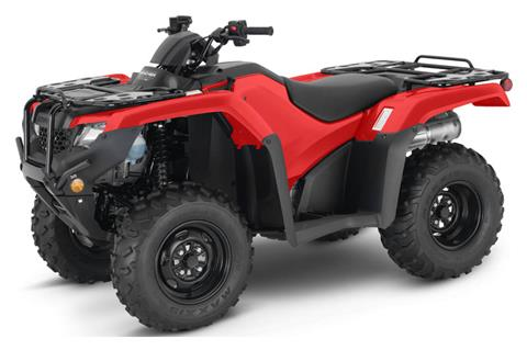 2021 Honda FourTrax Rancher 4x4 in Hollister, California
