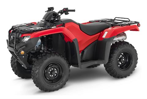 2021 Honda FourTrax Rancher 4x4 Automatic DCT EPS in Escanaba, Michigan