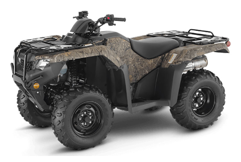 2021 Honda FourTrax Rancher 4x4 Automatic DCT EPS in Merced, California - Photo 1
