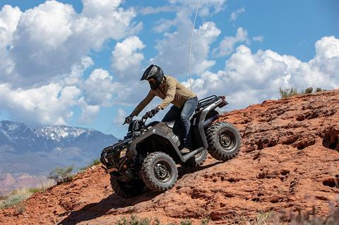 2021 Honda FourTrax Rancher 4x4 Automatic DCT EPS in Goleta, California - Photo 5