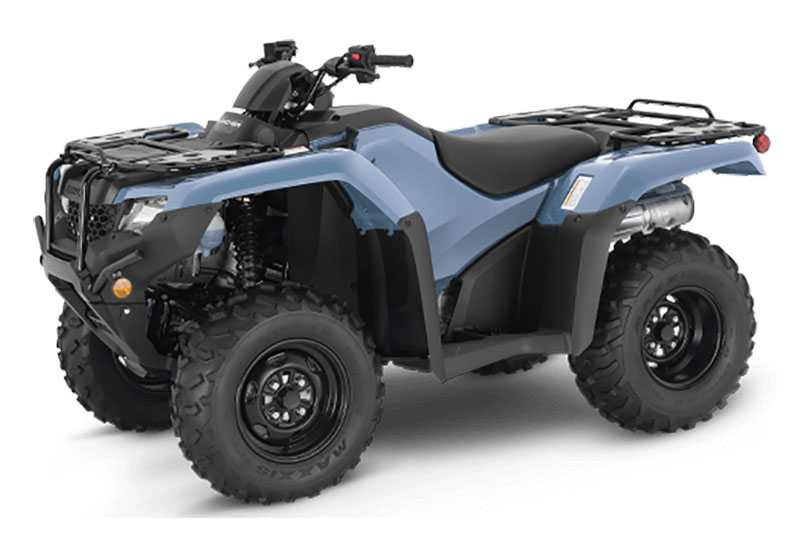 2021 Honda FourTrax Rancher 4x4 Automatic DCT EPS in Huntington Beach, California - Photo 1