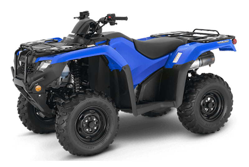2021 Honda FourTrax Rancher 4x4 Automatic DCT IRS EPS in Merced, California - Photo 1