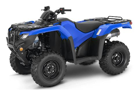 2021 Honda FourTrax Rancher 4x4 Automatic DCT IRS EPS in Lakeport, California - Photo 1