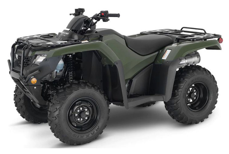 2021 Honda FourTrax Rancher 4x4 EPS in Kailua Kona, Hawaii - Photo 1