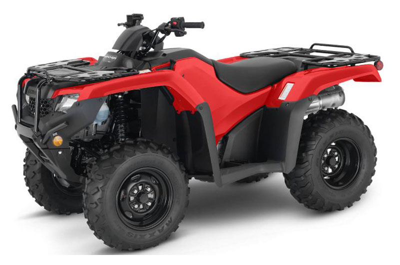2021 Honda FourTrax Rancher 4x4 EPS in Clovis, New Mexico - Photo 1