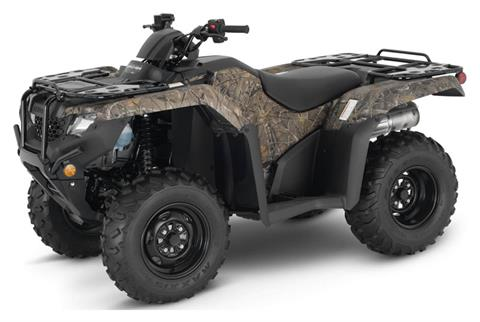 2021 Honda FourTrax Rancher 4x4 ES in Woonsocket, Rhode Island