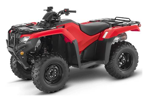 2021 Honda FourTrax Rancher ES in Belle Plaine, Minnesota