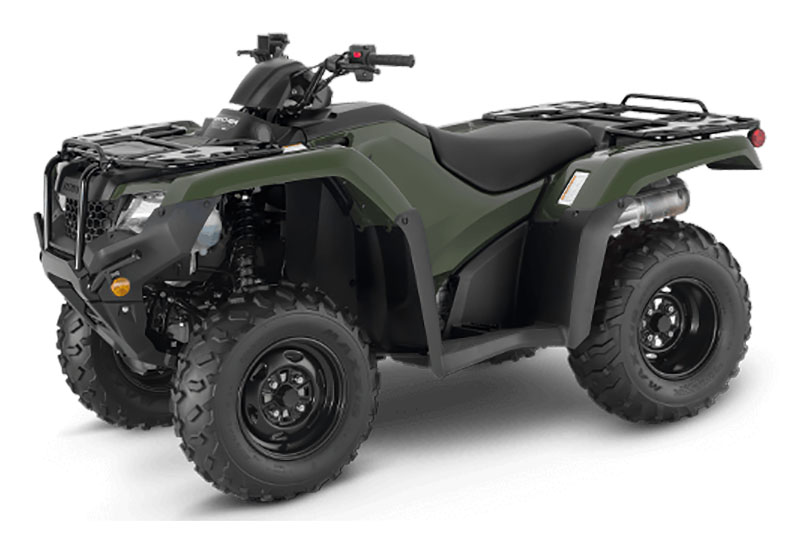 2021 Honda FourTrax Rancher ES in Stillwater, Oklahoma - Photo 1