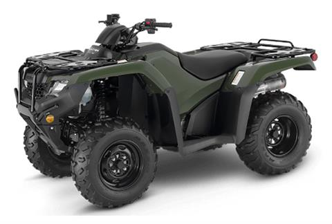 2021 Honda FourTrax Rancher ES in Lewiston, Maine