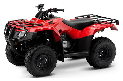 2021 Honda FourTrax Recon in Fremont, California