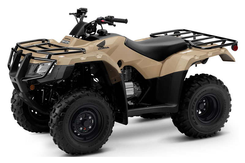 2021 Honda FourTrax Recon in Monroe, Michigan