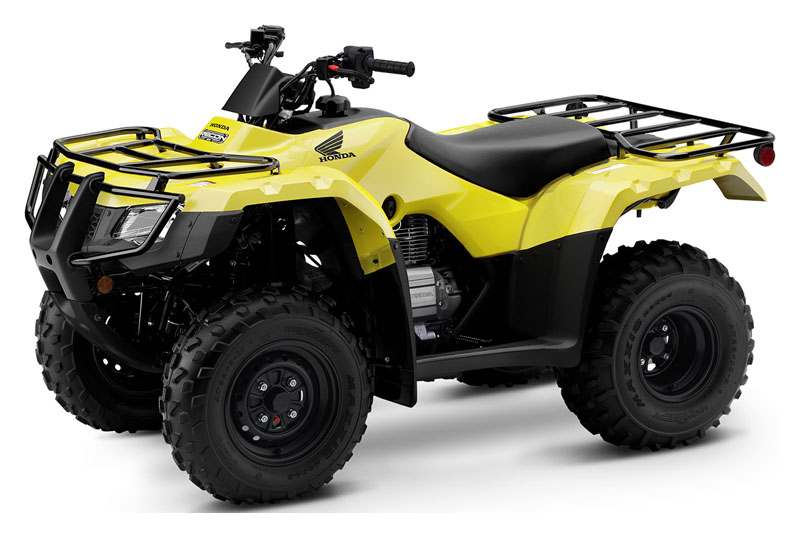 2021 Honda FourTrax Recon ES in Davenport, Iowa