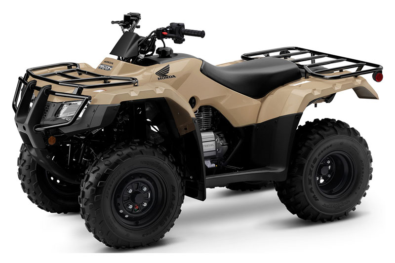 2021 Honda FourTrax Recon ES in Petaluma, California