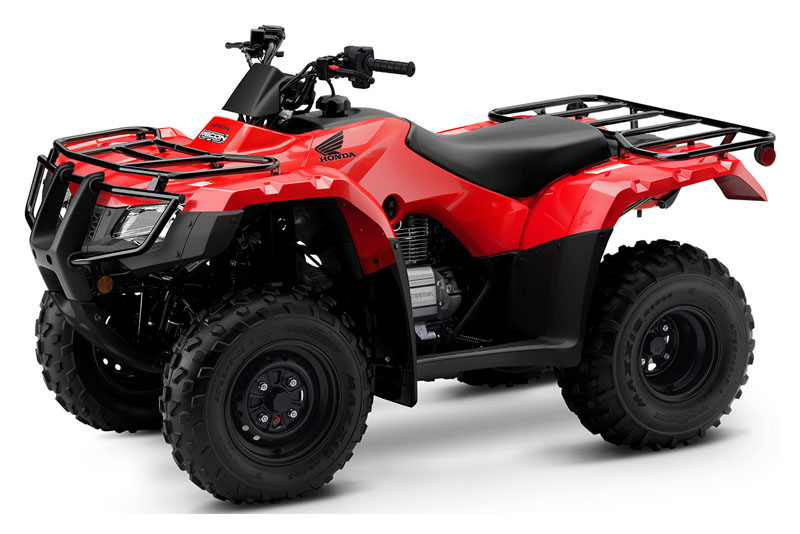 2021 Honda FourTrax Recon ES in Huntington Beach, California