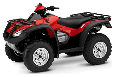 2021 Honda FourTrax Rincon in North Reading, Massachusetts