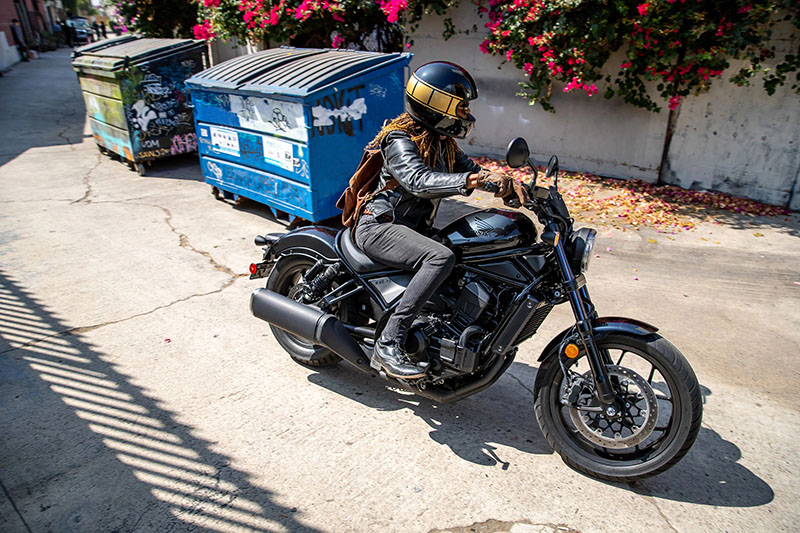 2021 Honda Rebel 1100 in Lakeport, California - Photo 3