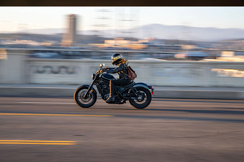 2021 Honda Rebel 1100 in Albuquerque, New Mexico - Photo 8