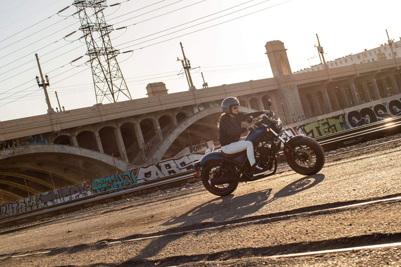 2021 Honda Rebel 300 in Merced, California - Photo 4