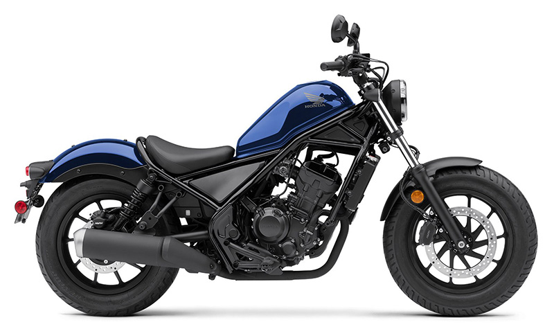 2021 Honda Rebel 300 ABS in Lincoln, Maine - Photo 1