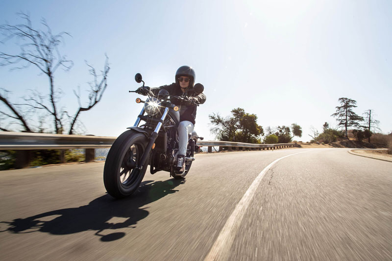 2021 Honda Rebel 300 ABS in San Jose, California - Photo 3