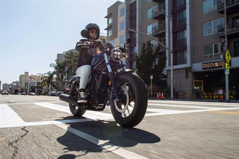 2021 Honda Rebel 300 ABS in San Jose, California - Photo 7