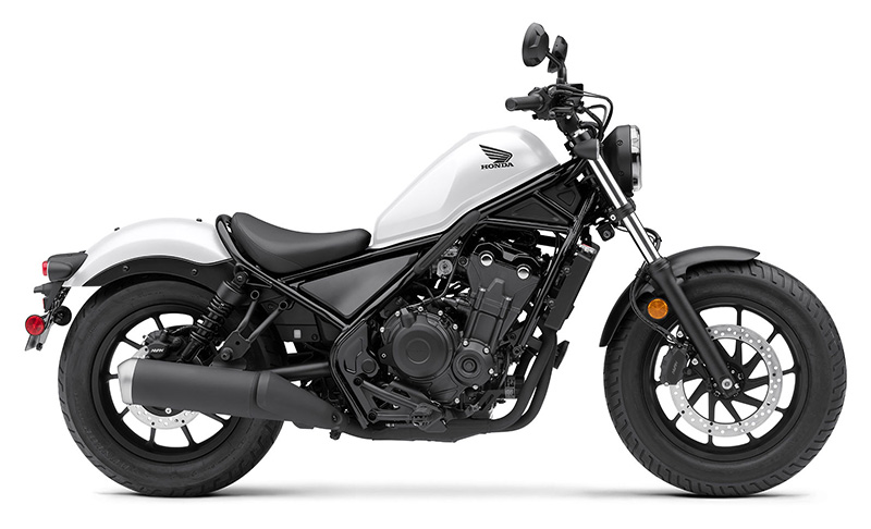 2021 Honda Rebel 500 in Monroe, Michigan - Photo 1