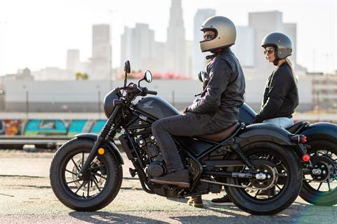 2021 Honda Rebel 500 in San Jose, California - Photo 4