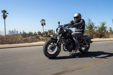 2021 Honda Rebel 500 in San Jose, California - Photo 6