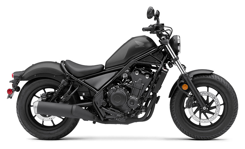 2021 Honda Rebel 500 ABS in San Jose, California - Photo 1