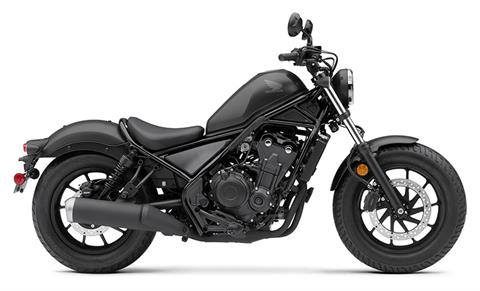 2021 Honda Rebel 500 ABS in Lewiston, Maine - Photo 1