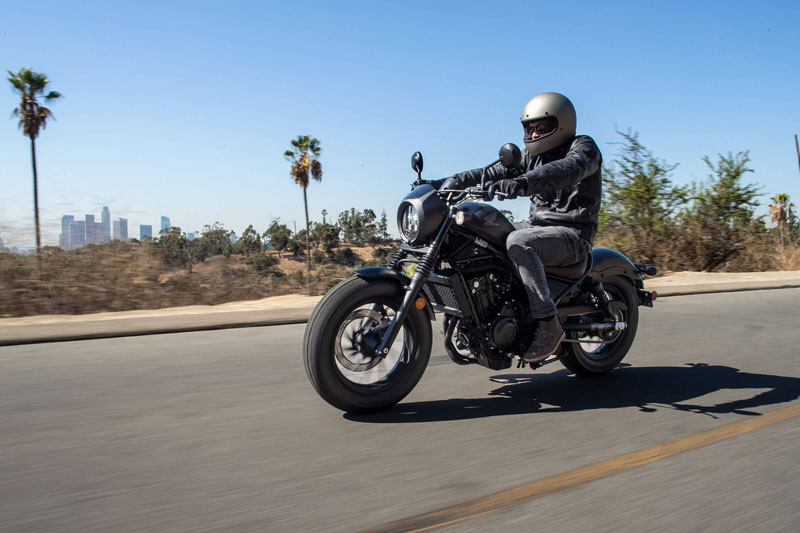 2021 Honda Rebel 500 ABS in San Jose, California - Photo 6