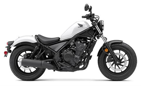 2021 Honda Rebel 500 ABS in Sterling, Illinois - Photo 1