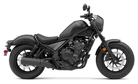 2021 Honda Rebel 500 ABS SE in Sterling, Illinois