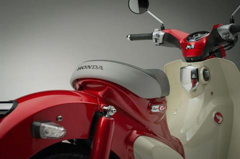 2021 Honda Super Cub C125 ABS in Danbury, Connecticut - Photo 4